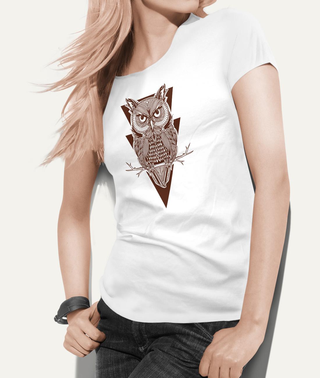 736af0c77b45 Tričko s potlačou Dámske tričko mačka